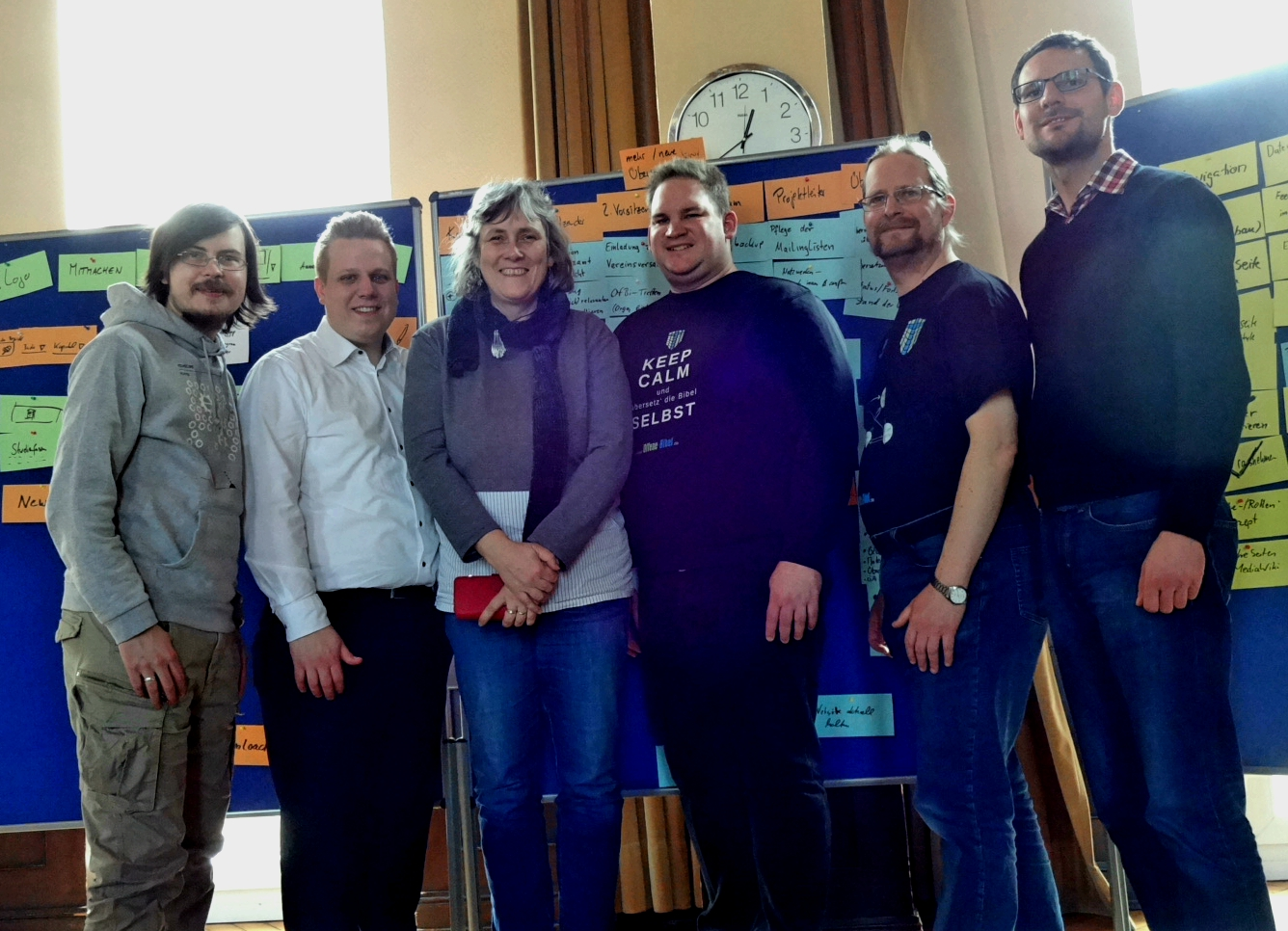 Foto vom Treffen
