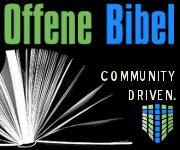 Offene Bibel - die moderne Bibelübersetzung unter einer freien Lizenz zum Mitmachen